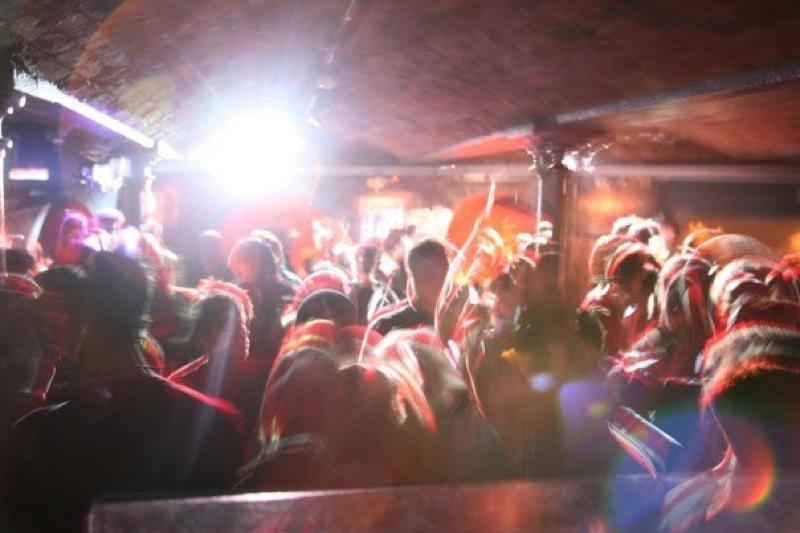 Polaroid Dancefloor Leeds