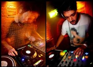 Polaroid DJs